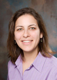 Emily Weiner, associate director of Babson's Lewis Institute. Babson photo