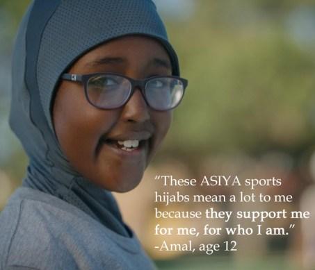 Asiya Kickstarter campaign image