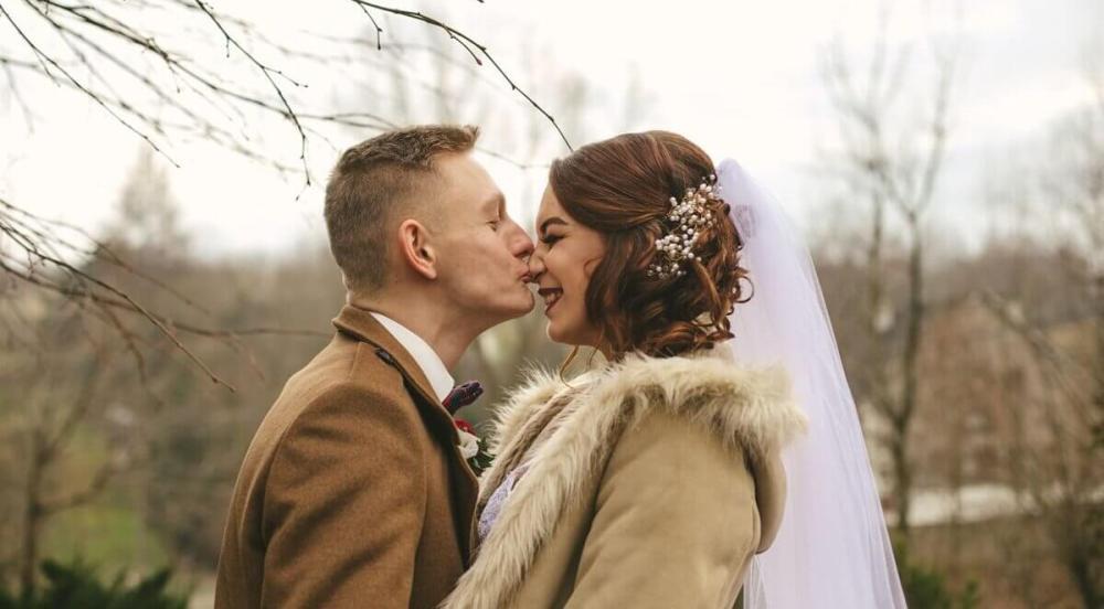 Poślubnik #1 – Aga i Łukasz oraz ich Zimowy Ślub