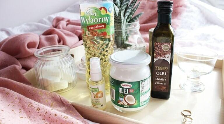 Porowatość włosów a dobór oleju. Polecane oleje