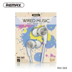 Remax Stereo Handsfree RM 569