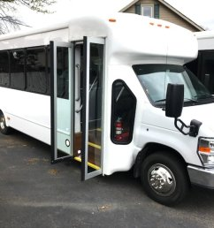 new 2018 starcraft mvp ford e 450 shuttle bus for sale [ 1170 x 878 Pixel ]