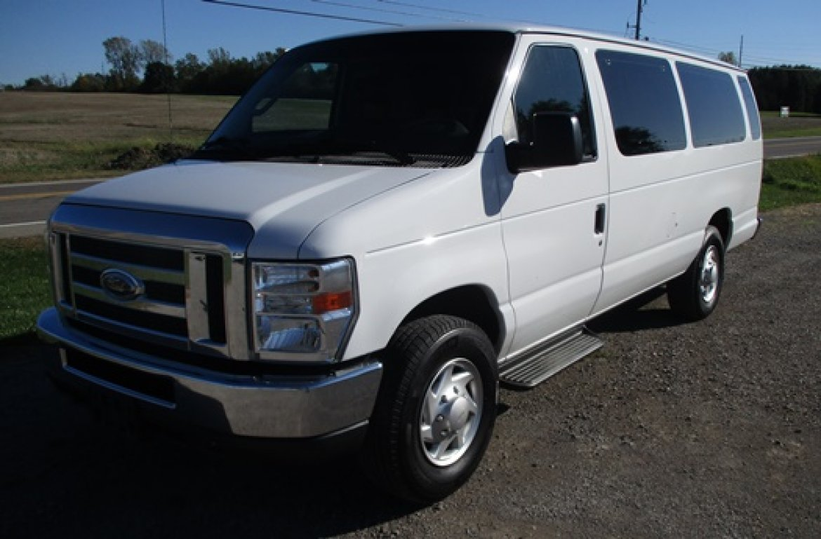 hight resolution of van for sale 2013 ford e350 by