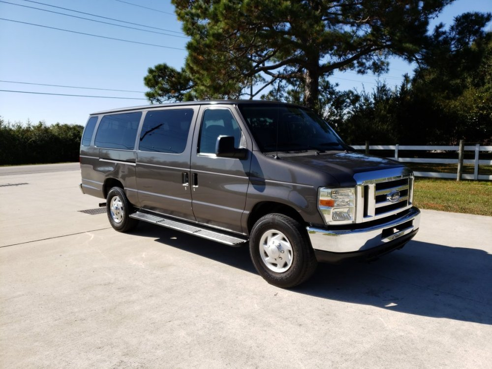 medium resolution of van for sale 2008 ford e350 by ford