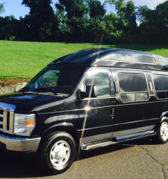 van for sale 2008 ford e250 20 quot by turtle top [ 1170 x 878 Pixel ]