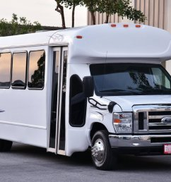 limo bus for sale 2014 ford e 450 by starcraft [ 1170 x 726 Pixel ]