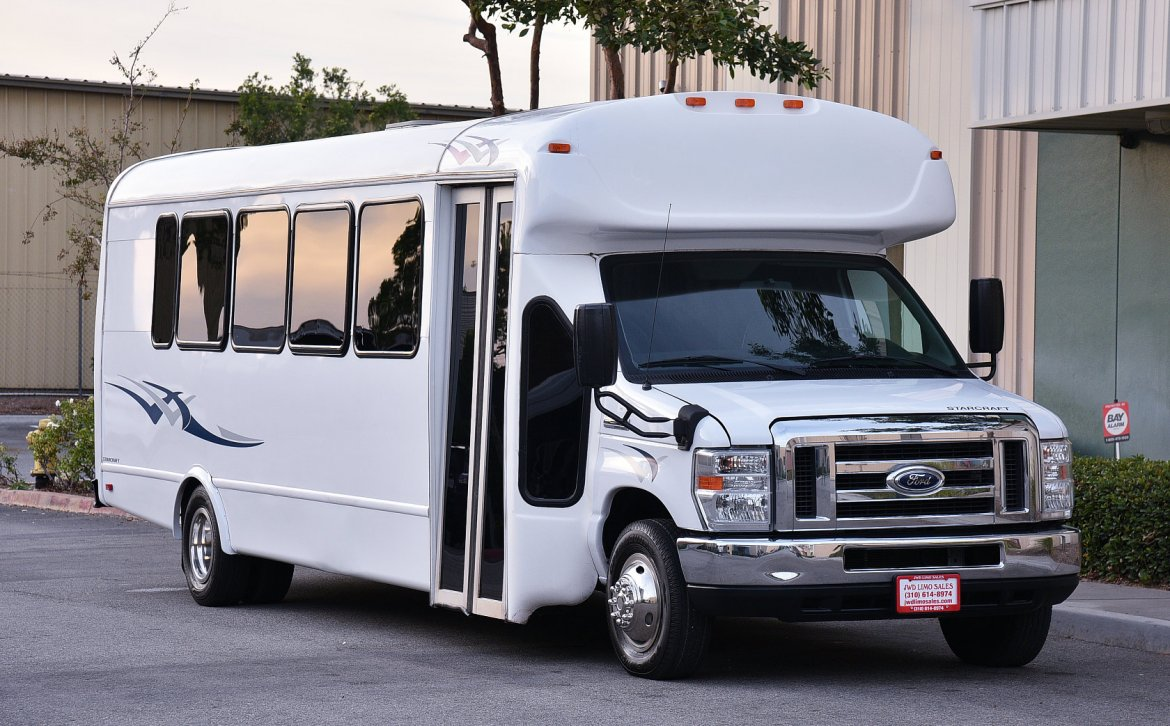 hight resolution of limo bus for sale 2014 ford e 450 by starcraft