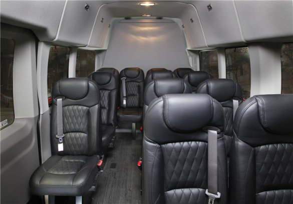 New 2019 Ford Transit MC14 for sale WS11870  We Sell Limos