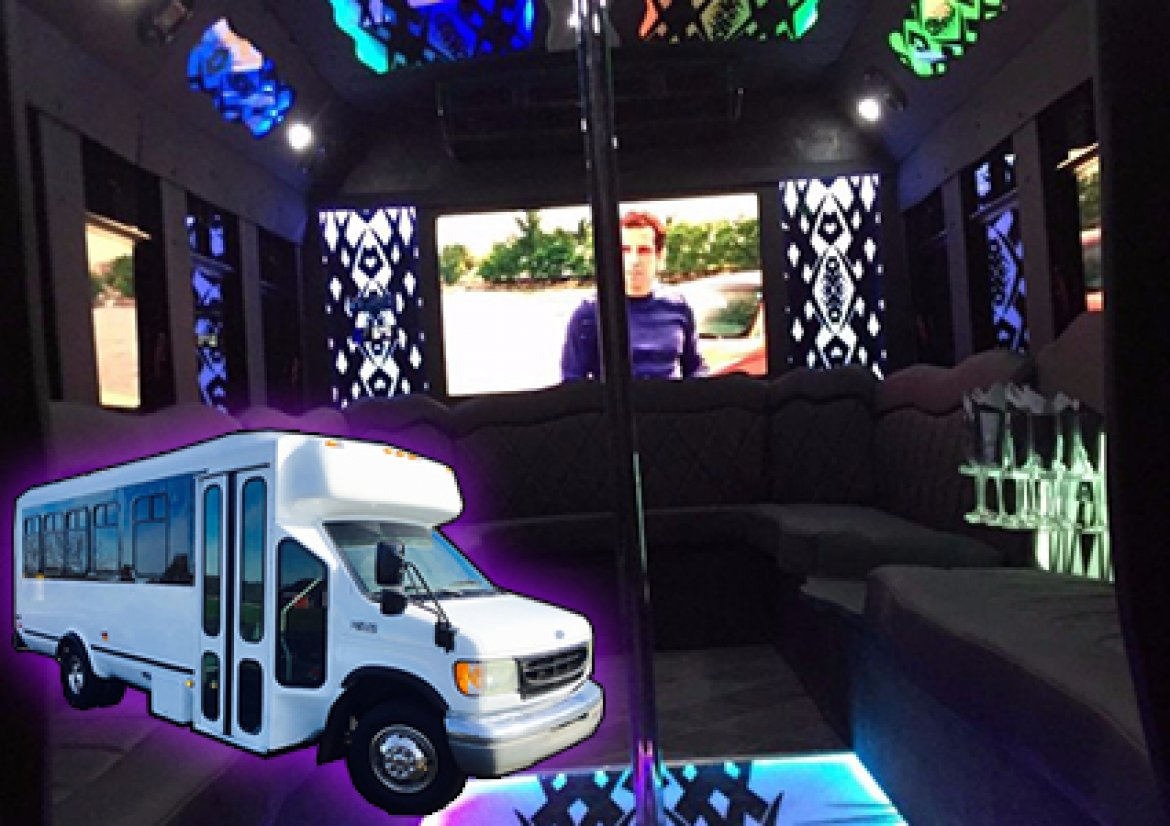 hight resolution of limo bus for sale 2002 ford e 450