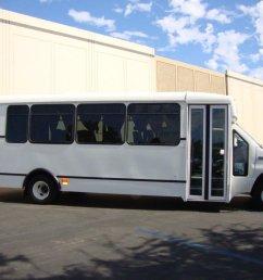 2002 ford e 450 shuttle bu [ 1170 x 878 Pixel ]