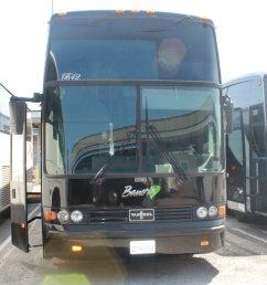 limo bus for sale 1998 van hool t2145 45 quot  [ 1170 x 780 Pixel ]
