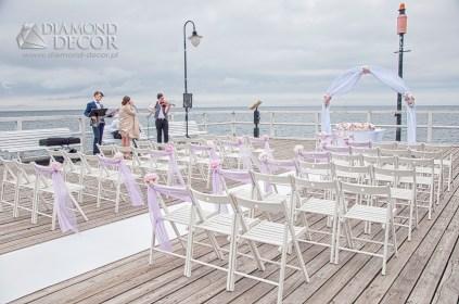 Ślub w plenerze - Gdynia Orłowo