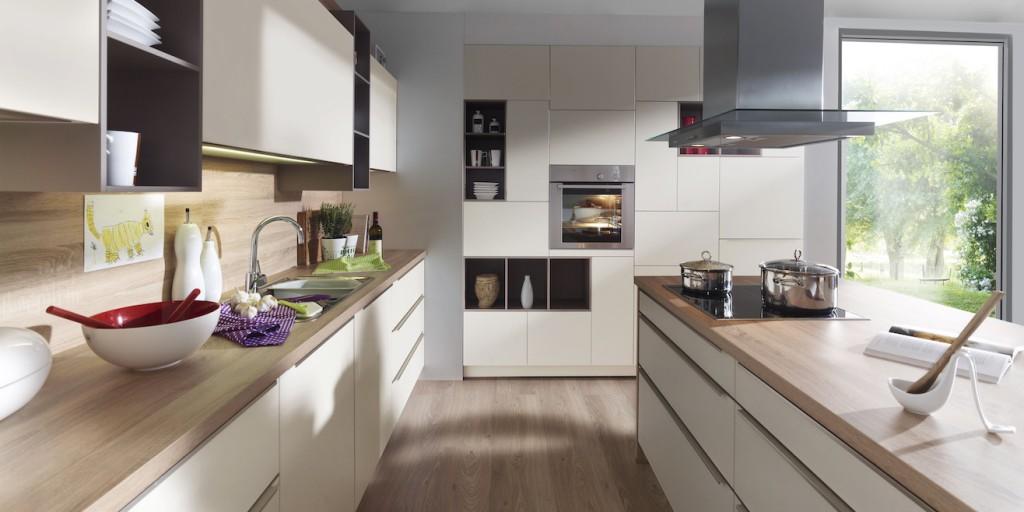 Schüller Küchen Weiß Hochglanz Grifflos – Home Sweet Home