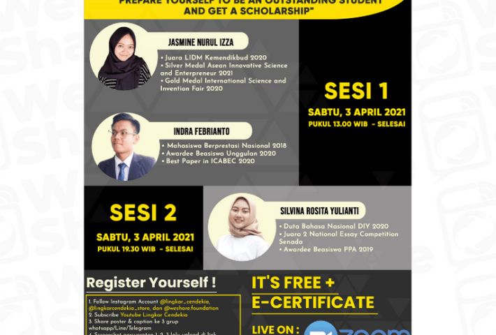 Prepare Yourself to be an Outstanding Student and Get a Scholarship