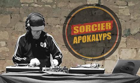 Wesh Conexion - Dj Sorcier Apokalyps (photo Nino Kokta)