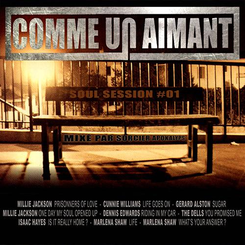 Wesh Conexion - Soul Session 01 (B.O. Comme Un Aimant) (by Sorcier Apokalyps)