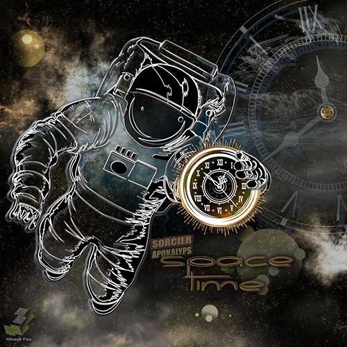 Wesh Conexion - Space Time (2020) (by Sorcier Apokalyps)