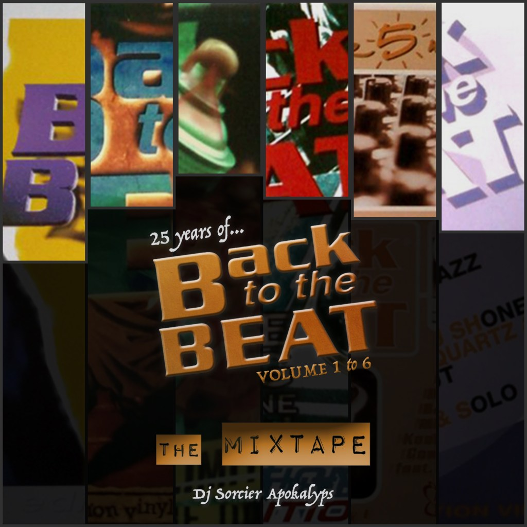 Wesh Conexion - mixtape 25 years of... Back to the Beat recto