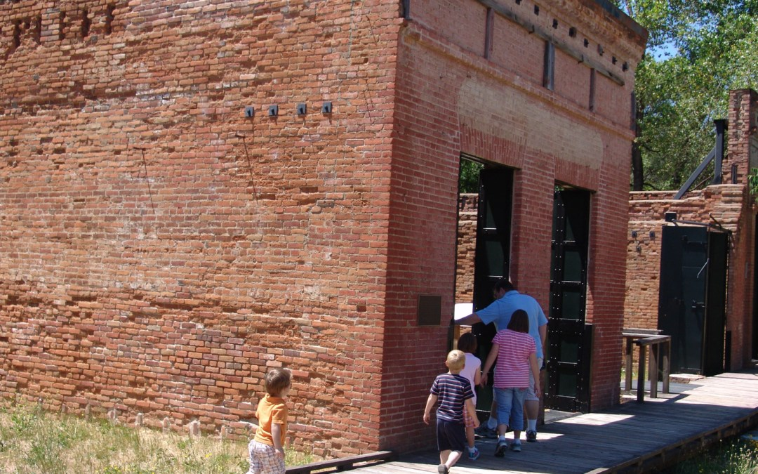 Old Shasta City Ghost Town