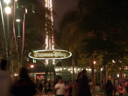 Downtown Disney - Anaheim, CA