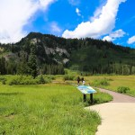 Silver Lake Hike at Solitude Ski Resort