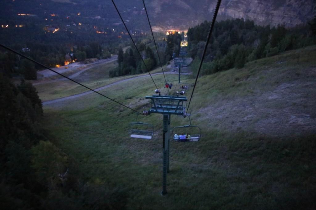 Sundance Ski Lift-0749