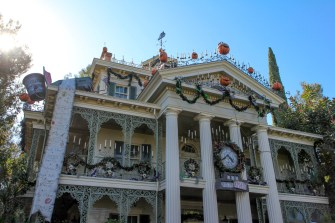 The Haunted Mansion @ Halloween