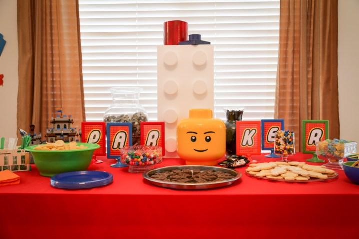 Lego Birthday 1-1091
