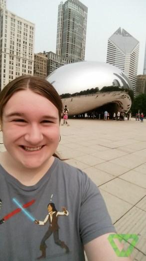 Chicago City - Cloud Gate