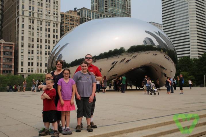 Chicago City - The Bean
