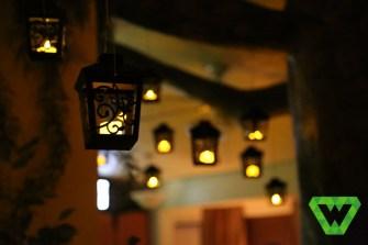 Silhouette Cameo cut lanterns
