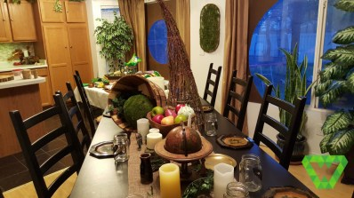 Thorin & Company's dining table
