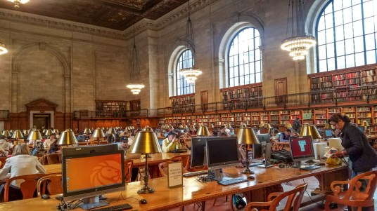 NYC Library