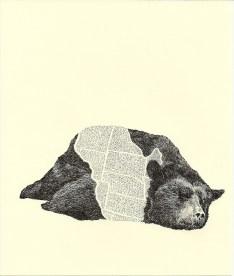 Bear with Louisiana Purchase