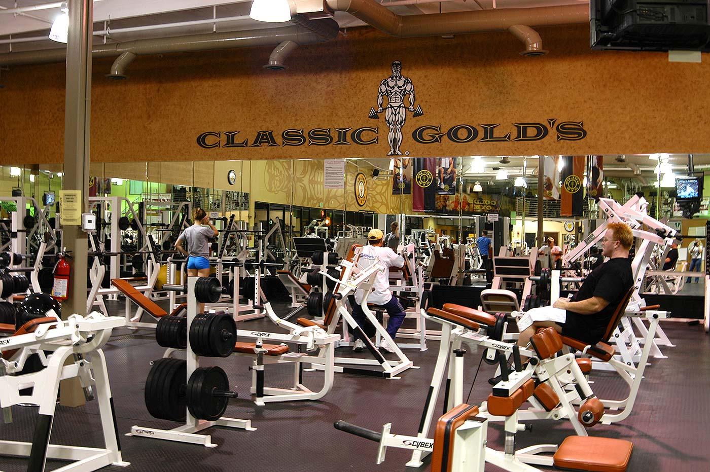 Gold Gym Weights