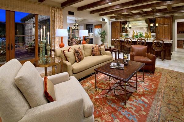 Great Room - California Casual Elegance Susan Wesley