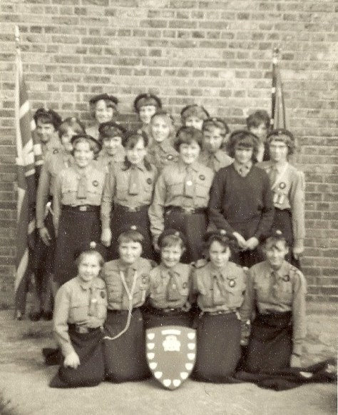 6th Plumstead Common Guides, late 50s