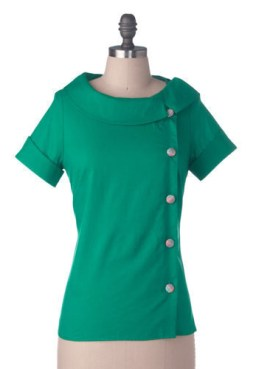 wesleyan blouse