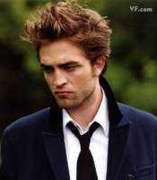 pattinson scowling