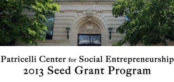Seed Grant