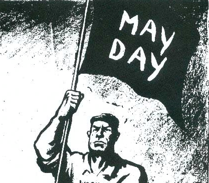May day flag