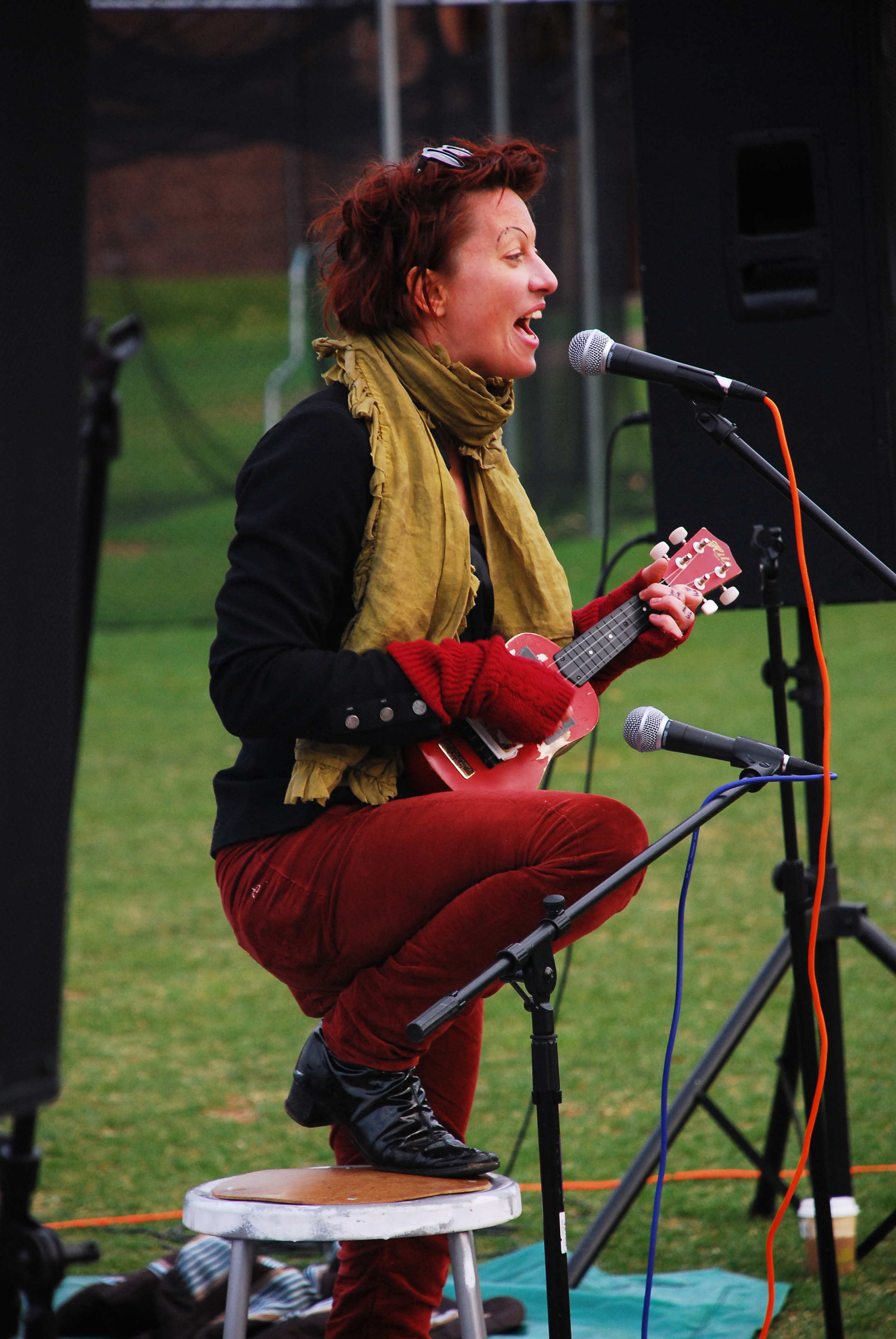 Even if the Words Are Wrong: Amanda Palmer at the Humanity ...
