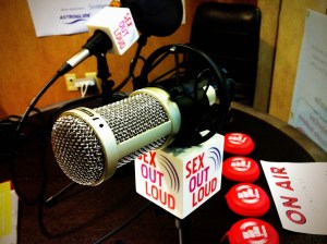 Sex Out Loud Radio show