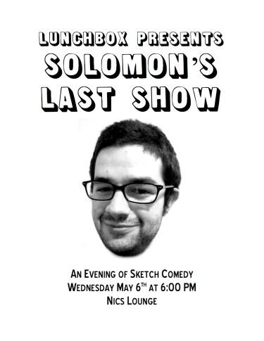 SolomonsLastShow