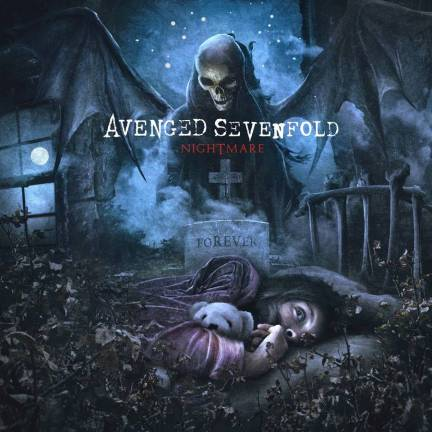 Avenged-Sevenfold-Nightmare-Artwork