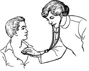 doctor_examining_a_patient_clip_art