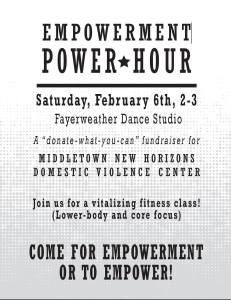 Empowerment Power Hour