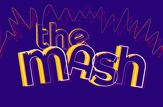 the mash 2016 event flyer