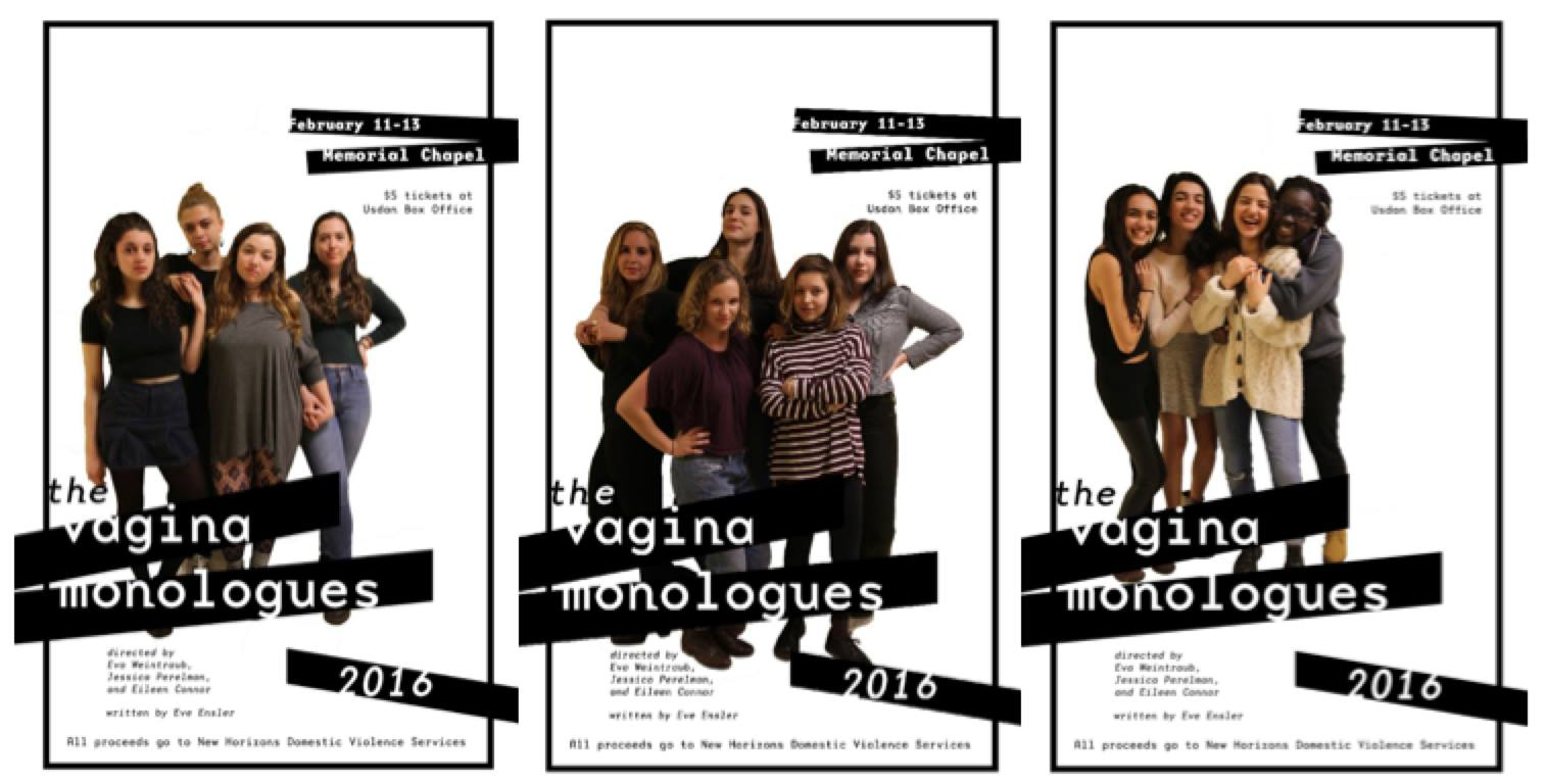 vagina monologues The vagina monologues friday & saturday, may 11 & 12, 2018 at 7:30pm  tickets: adult $33 | senior & student $29 wwwaidssaintjohncom this is eve.