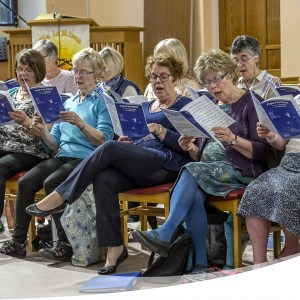 Village Voices choir